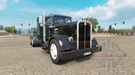 Kenworth 521 v1.1 for Euro Truck Simulator 2
