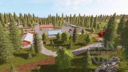 Hagestedt for Farming Simulator 2017
