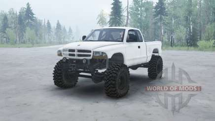 Dodge Dakota 1997 for MudRunner