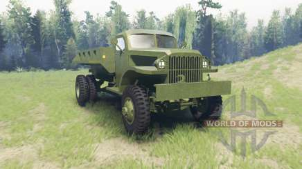 Chevrolet G-506 1942 for Spin Tires