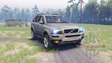 Volvo XC90 2009 for Spin Tires
