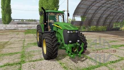 John Deere 7720 for Farming Simulator 2017