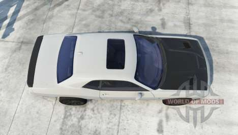 Dodge Challenger SRT Hellcat (LC) for BeamNG Drive