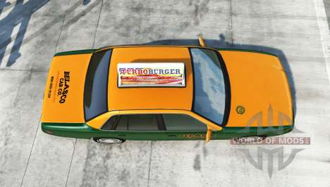 Gavril Grand Marshall belasco cab for BeamNG Drive