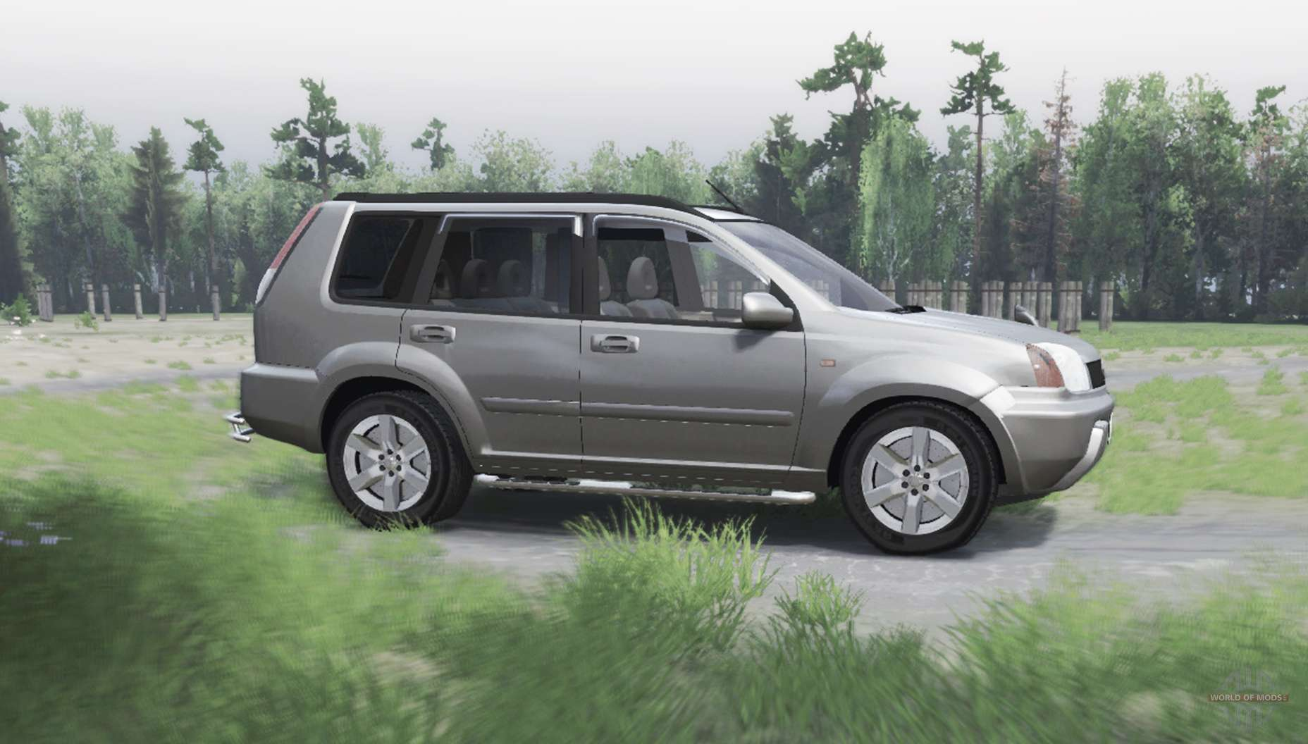 nissan x trail t30 for spin tires. Black Bedroom Furniture Sets. Home Design Ideas