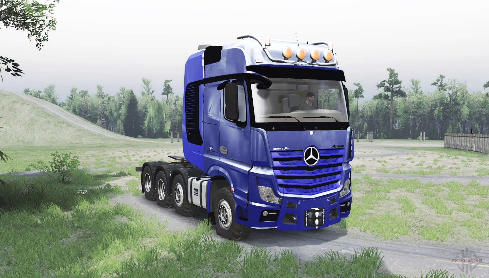 mercedes benz actros 4163 slt mp4 for spin tires. Black Bedroom Furniture Sets. Home Design Ideas