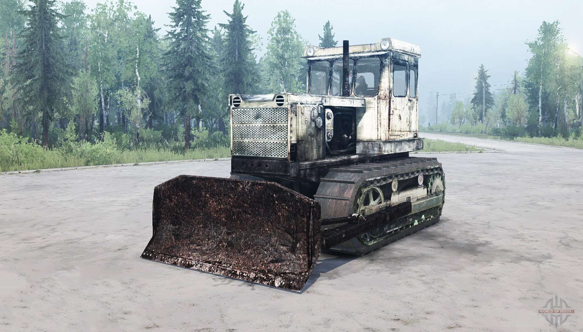 T 130 For Mudrunner