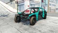 Ibishu 200BX stripped for BeamNG Drive