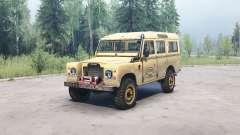 Land Rover Defender Series III for MudRunner
