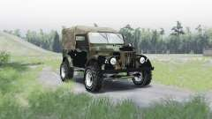 GAZ 69 Expedition v2.0 for Spin Tires