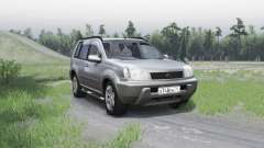 Nissan X-Trail (T30) for Spin Tires