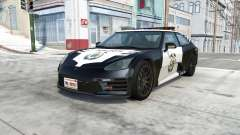 Hirochi SBR4 rockport police for BeamNG Drive