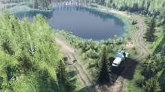 Blind lake for Spin Tires