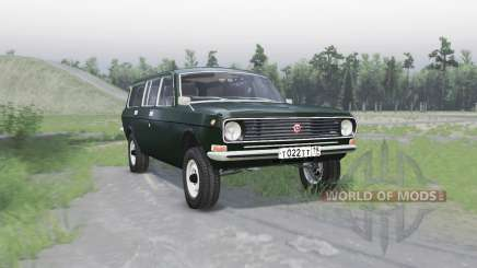 GAZ 24-12 Volga v1.1 for Spin Tires