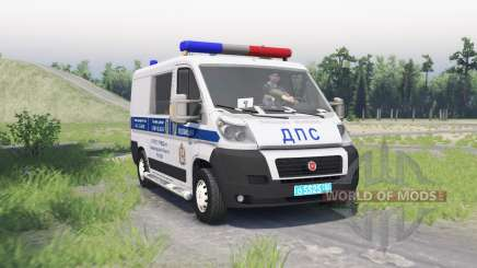 Fiat Ducato (250) ДПС for Spin Tires