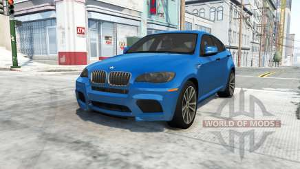 BMW X6 M (Е71) for BeamNG Drive
