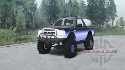 Ford Excursion for MudRunner