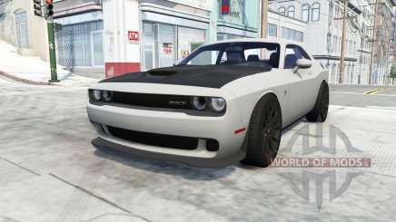 Dodge Challenger SRT Hellcat (LC) for BeamNG Drive