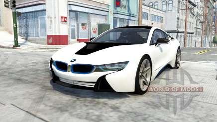 BMW i8 eDrive (I12) for BeamNG Drive