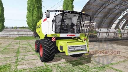CLAAS Lexion 750 v1.01 for Farming Simulator 2017