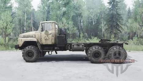 KrAZ 260V for Spintires MudRunner