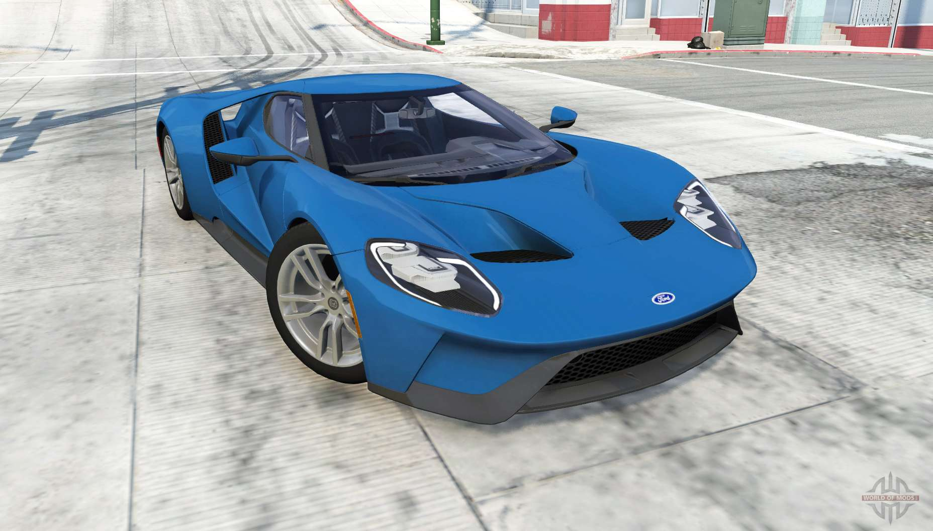 gt 2017 for beamng drive