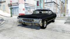 Chevrolet Impala 1967 for BeamNG Drive