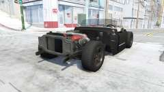 Burnside Special rat rod v2.1