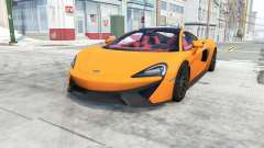 McLaren 570GT 2017 for BeamNG Drive