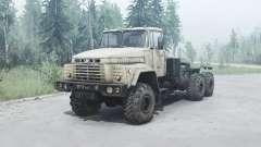 KrAZ 260V for MudRunner