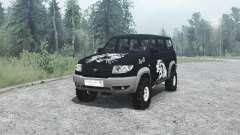 UAZ Patriot (3163) 2005 for MudRunner