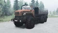 Ural 4320 Polar Explorer