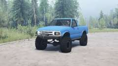 Chevrolet S-10 Regular Cab 1994 for MudRunner