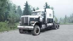Peterbilt 379 6x6 for MudRunner