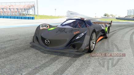 Mazda Furai concept 2008 for BeamNG Drive