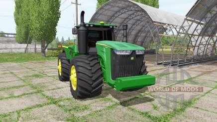 John Deere 9620R v1.1 for Farming Simulator 2017