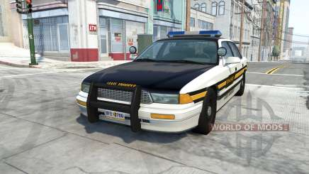 Gavril Grand Marshall tennessee state trooper for BeamNG Drive