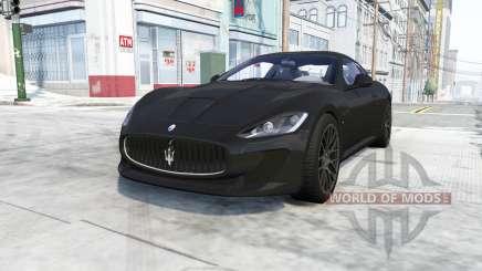 Maserati GranTurismo MC Stradale for BeamNG Drive