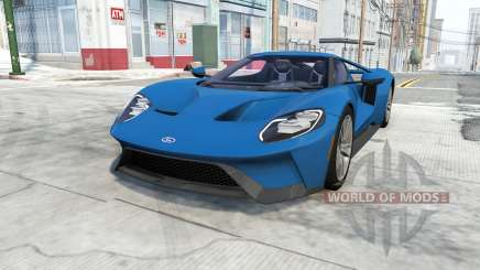 Ford GT 2017 for BeamNG Drive