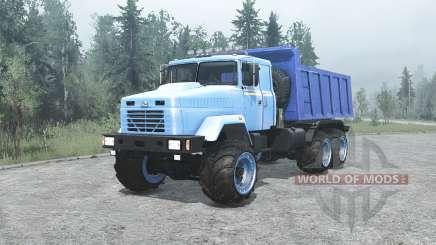 KrAZ 63221 for MudRunner