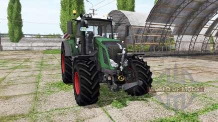 Fendt 828 Vario for Farming Simulator 2017