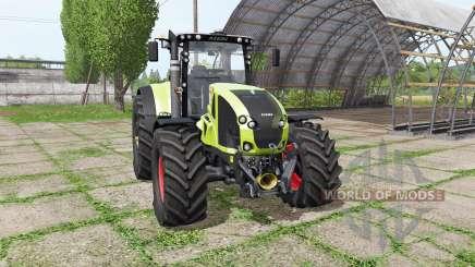 CLAAS Axion 920 v1.1 for Farming Simulator 2017