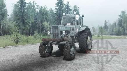 MTZ 82 Belarusian for MudRunner