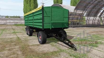 Vasonzo 18t for Farming Simulator 2017