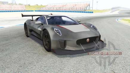 Jaguar C-X75 R3 Spec for BeamNG Drive