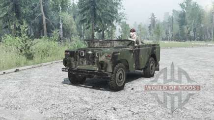 Land Rover Series II for MudRunner