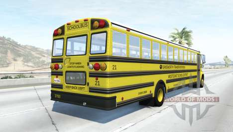 Dansworth D1500 (Type-C) for BeamNG Drive