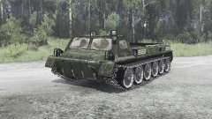 GAS 71 (GT-CM) for MudRunner
