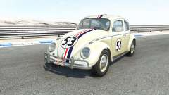 Volkswagen Beetle 1963 for BeamNG Drive