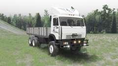 KAMAZ 65111 v2.2 for Spin Tires